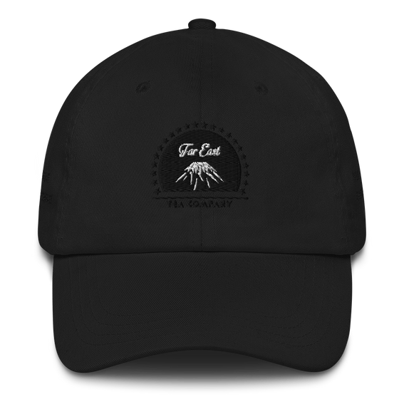 """FAR EAST FUJI"" CAP (BLACK) - FAR EAST TEA COMPANY"