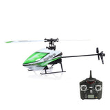 WLtoys V930 Power Star X2 4CH 6-Axis Gyro Brushless Flybarless RC Helicopter RTF