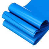 110mmX10m PVC Transparent/Black/Blue Color Heat Shrink Tube for 5-6S Lipo Battery
