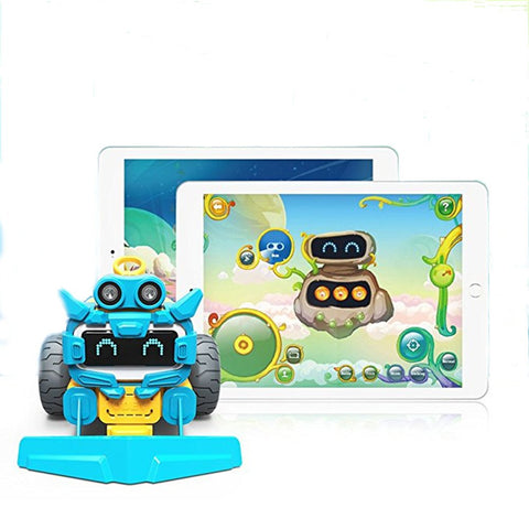 ODEV STEM Smart  DIY Kit Educational Science Toy Transformable APP Control Programmable Code Car