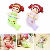 LeiLei Squishy Mermaid Slow Rising Original Packaging Soft Collection Gift Decor Toy