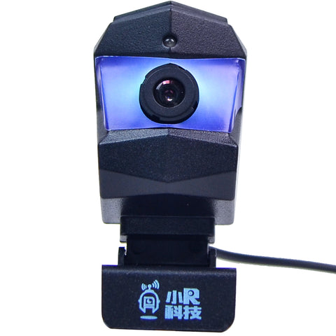 Xiao R Robot Eyes Free Drive Multipurpose USB Camera 720P HD Car Robot Camera 360° Ratation