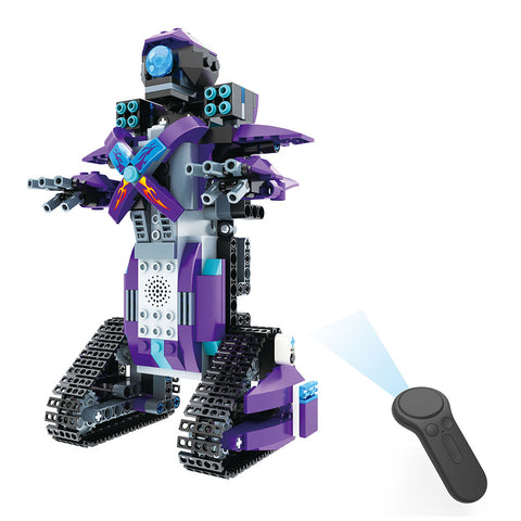 MoFun M3 2.4G 4CH DIY Building Block Remote Control Smart Robot Toy