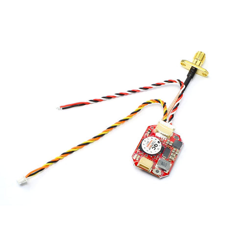 FuriousFPV STEALTH 5.8G 40CH 25/200mW Adjustable VTX RACE FPV Transmitter With Pit Mode For RC Drone