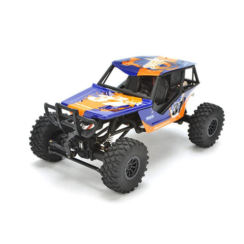 PRC 1/18 2.4G Crawler QX4 Remote Control RC Car RTR With Engine Sound