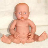"16"" New Reborn Baby Doll World Boy Girl Kids Adults Gift Early Moments Anatomically Correct"