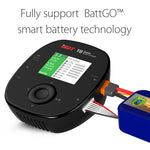 ISDT T8 BattGo 1000W 30A Smart Battery Balance Charger For 1-8S Lipo Battery
