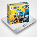 MoFun M4 2.4G 4CH DIY Building Block Remote Control Smart Robot Toy