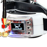 Furious True-D 2.4 GHz Diversity Receiver System Clarity Redefined for Fatshark Goggles
