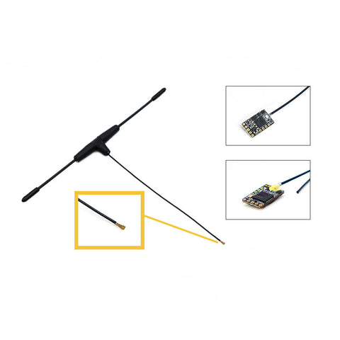 Original FrSky 900MHz Dipole T IPEX4 Receiver Antenna for R9 Mini / R9 MM FCC Version