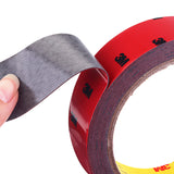 RJXHOBBY 15/20/30mm Auto Acrylic Foam Double Sided Attachment Adhesive Tape for RC FPV Racing Drone