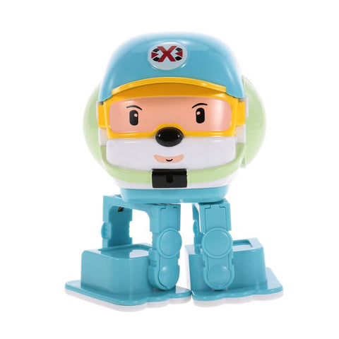 SAIL LUCKY Cute Hero Bluetooth Control Smart Dancing Singing Robot Toy With Storage Card