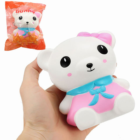 Squishy Bear 12cm Slow Rising With Packaging Collection Gift Decor Soft Squeeze Toy