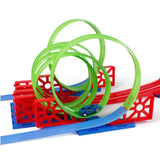 DIY Magic Tracks Bending Several Race Track Kids Toys Gift