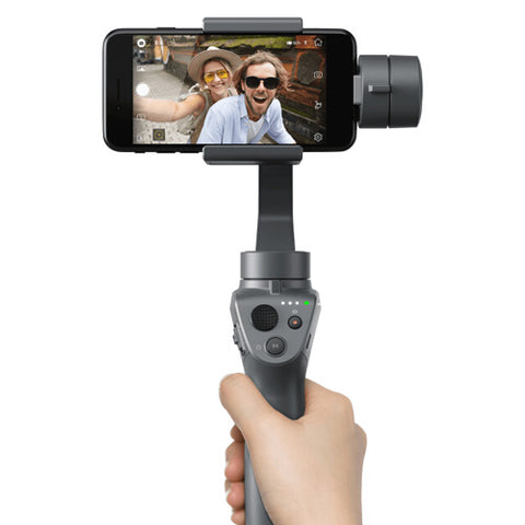 OSMO 2 Mobile 2 Handheld Gimbal Stabilizer Active Track Motionlapse Zoom Control For Smartphone