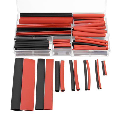 150Pcs 8 Size Heat Shrink Tube Sleeve Wire Kit with Box For RC DIY Model Tool