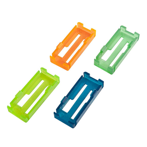 4PCS RJXHOBBY Safety Lock Wire Clamp Cable Clip  For RC Model
