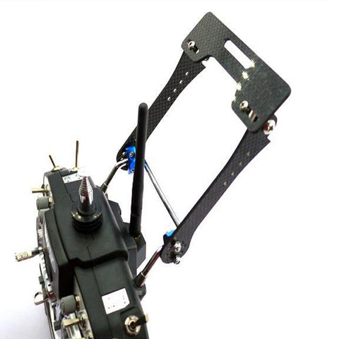 FPV Monitor Holder Display Support Folding Carbon Fiber for RC Drone FPV Racing Multi Rotor