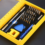 37 In 1 / 63 In 1  Multifunctional Screwdriver Set Tools For Computer Phone Watch Repairing