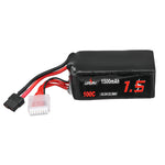 URUAV 22.2V 1500mAh 100C 6S Lipo Battery XT60 Plug for FPV RC Drone