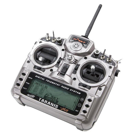 Original FrSky 2.4G 16CH ACCST Taranis X9D Plus Transmitter Carton Package for RC Drone FPV Racing