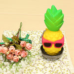 Squishy Cool Pineapple 16cm Slow Rising Soft Squeeze Collection Gift Decor Toy