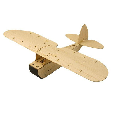 ZYO-6 Balsawood Hand Launch Free Flight Glider RC Airplane KIT