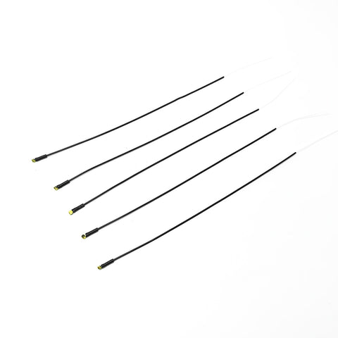 5 PCS Ipex 4 Thin Type 150mm Receiver Antenna for FrSky XM/XM+/X4RSB/S6R/S8R Receiver