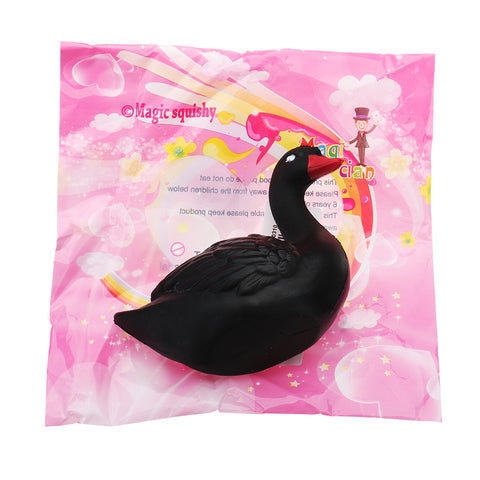 Swan Squishy 8CM Slow Rising With Packaging Collection Gift Soft Toy