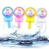 Kiibru Lollipop Slime 12.5*6.5*2.5CM Transparent Jelly Mud DIY Gift Toy Stress Reliever