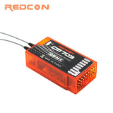 REDCON CM703 2.4GHZ 7CH DSM2 DSMX Compatible Receiver With Satellite PPM PWM Output