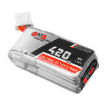 Gaoneng 7.6V 420mah 50/100C 2S HV 4.35V Lipo Battery for Kingkong tiny GT8