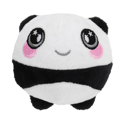 "3.5"" Squishimal Squishamals Toy Squishy Foamed Stuffed Slow Rising Panda Doll Plush Squishamals Furry Toy"