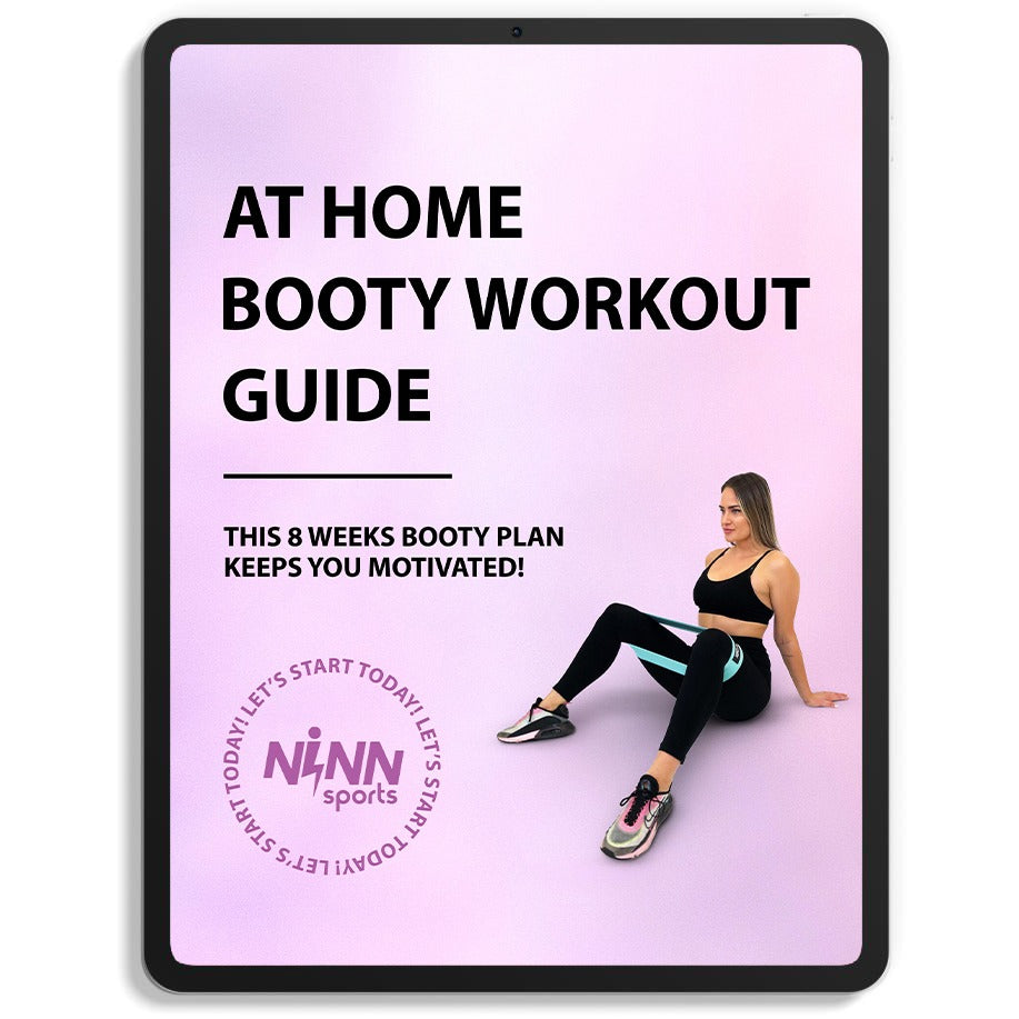 The Booty Workout Plan (8 Weken)