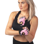 NINN Sports Lady gloves - Dames fitness handschoenen - FastFitSports