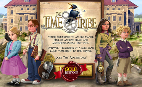 Episode 1 Gold Edition: Online/iPad app PLUS Real World Game Elements