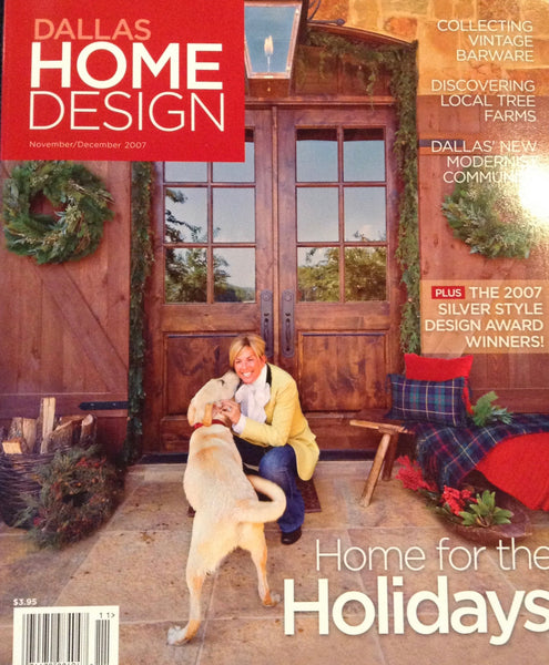 2007 Dallas Home Design Magazine