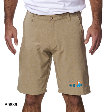 Burnside Men's Hybrid Stretch Short