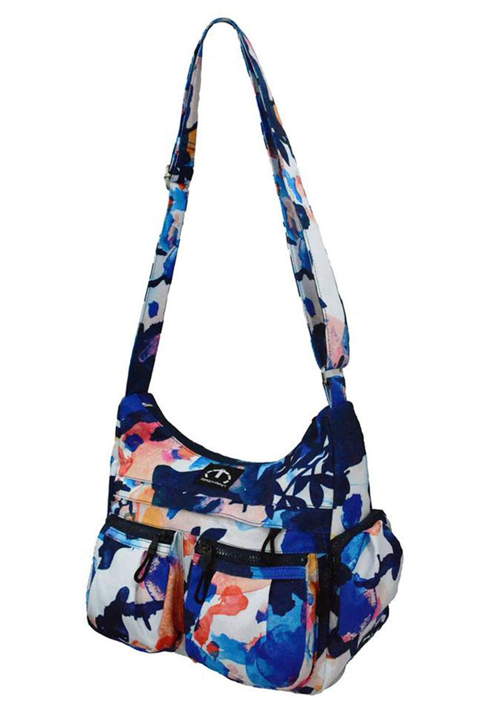 WATER COLOR SHOULDER BAG