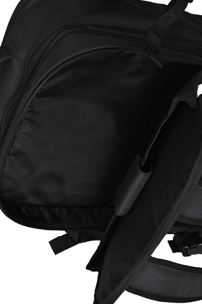MEN'S TRAVEL HYBRID DUFFLE BACKPACK