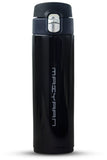 STEEL BOTTLE LONG BLACK