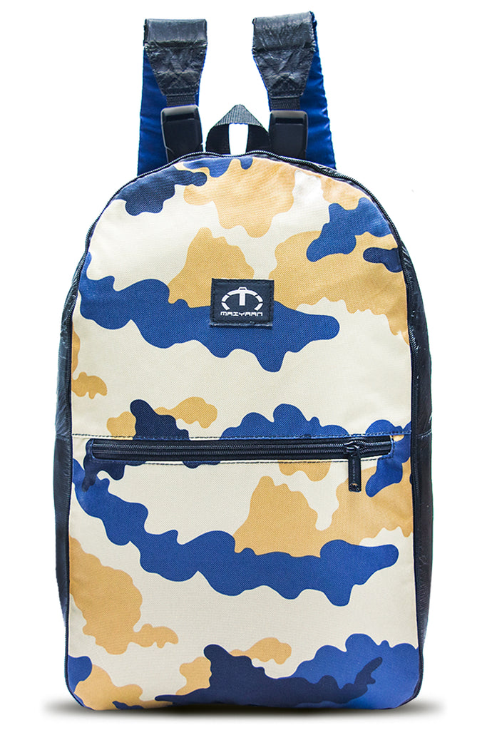 2 IN 1 BACKPACK CAMO