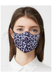 6 PCS OF DOUBLE LAYER CHEETAH FACE MASK (5 PCS + 1 FREE)