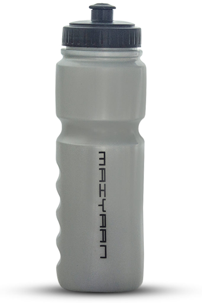 PLASTIC BOTTLE LARGE GREY