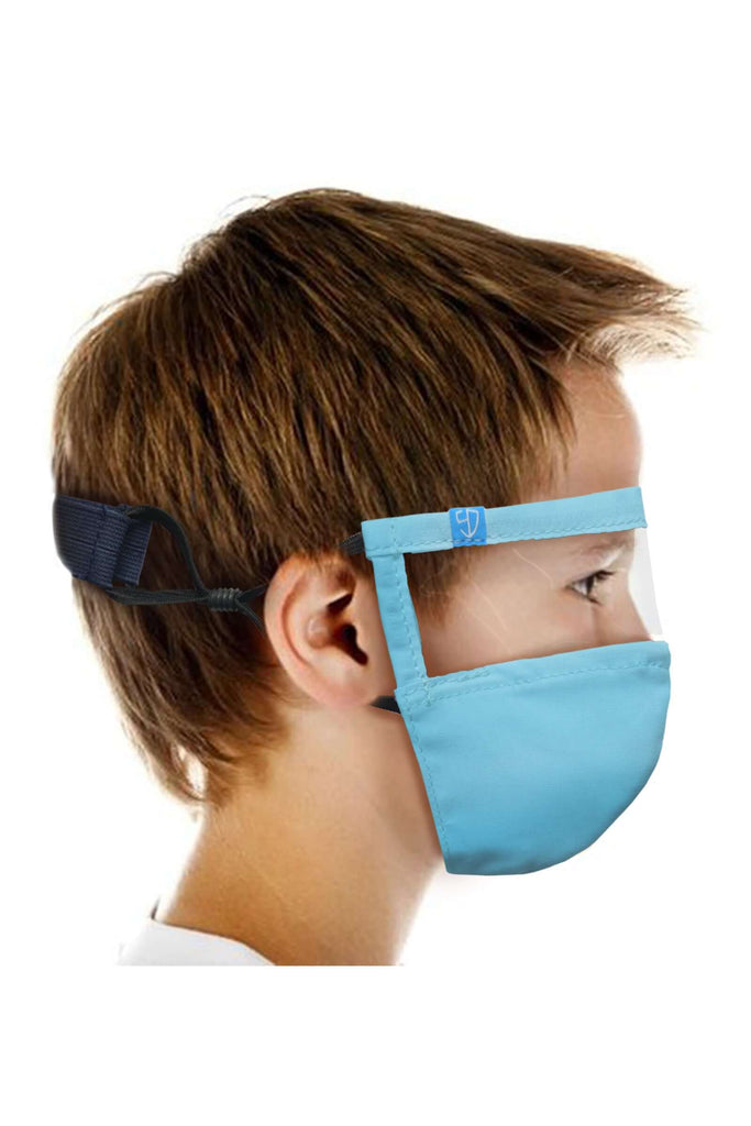 1 PCS OF COMPLETE PROTECTION FACE MASK FOR KID'S