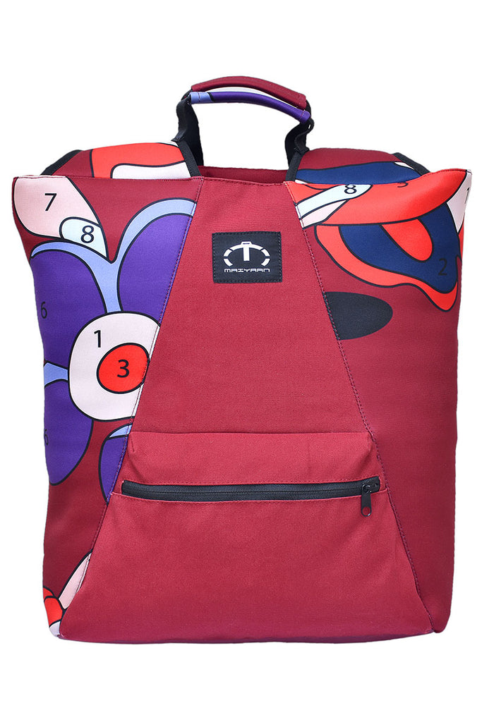 NUMBERS BACKPACK & TOTE