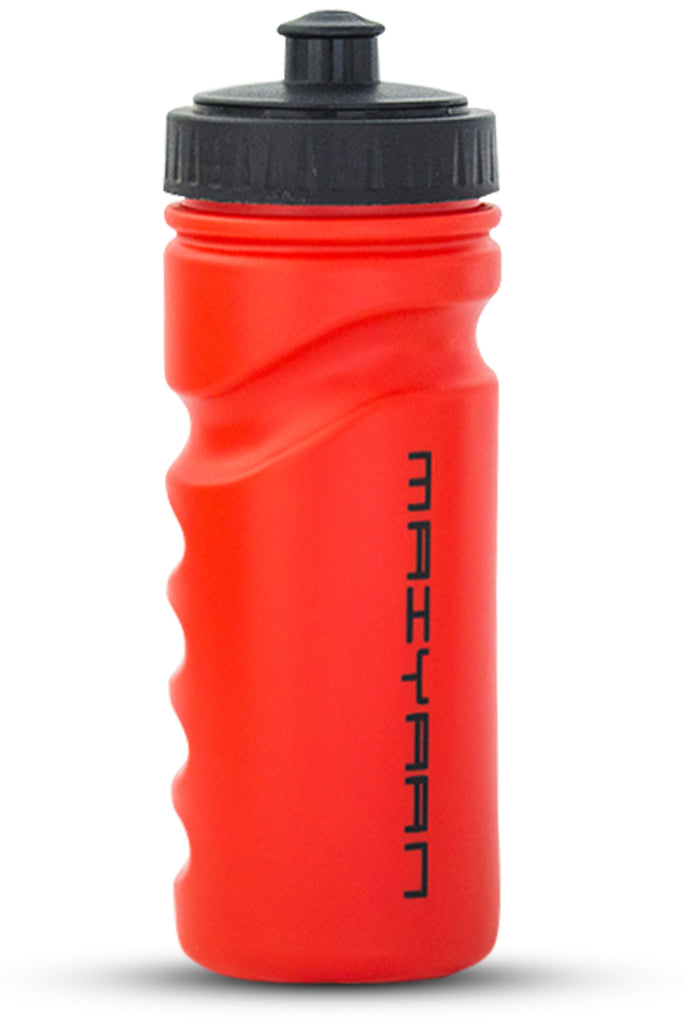 PLASTIC BOTTLE SMALL RED