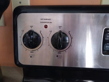 Load image into Gallery viewer, 2 DIALS -  LO-MED-HI - anti clockwise FOR AN AMERICAN STYLE COOKER TOP
