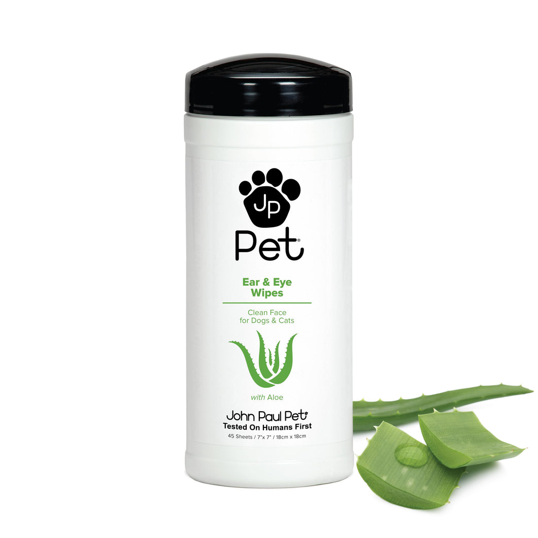 Ear and Eye Pet Wipes