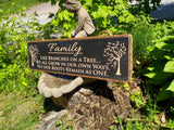 Family Like Branches on a Tree - Maison Muskoka